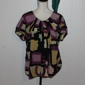 Simply Vera Vera Wang Shirt Size Large